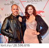 Patrick Maschke, Fata Hasanovic at Bunte New Faces Award Style at... (2016 год). Редакционное фото, фотограф AEDT / WENN.com / age Fotostock / Фотобанк Лори