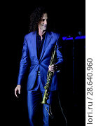 Купить «Kenny G performing on 'The Holiday' Tour 2016 at Parker Playhouse Featuring: Kenny G Where: Fort Lauderdale, Florida, United States When: 01 Dec 2016 Credit: JLN Photography/WENN.com», фото № 28640960, снято 1 декабря 2016 г. (c) age Fotostock / Фотобанк Лори