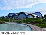 Владивостокский Приморский Океанариум (2017 год). Редакционное фото, фотограф antonio2007st / Фотобанк Лори