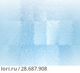 Купить «Abstract soft blue 3d illustrtion background», иллюстрация № 28687908 (c) ElenArt / Фотобанк Лори