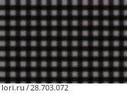 Купить «Абстрактный фон из множества одинаковых элементов», фото № 28703072, снято 25 апреля 2018 г. (c) Игорь Кутателадзе / Фотобанк Лори