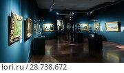 Купить «Hungarian National Gallery in Buda Castle», фото № 28738672, снято 29 октября 2017 г. (c) Яков Филимонов / Фотобанк Лори