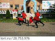 Купить «Казачий народный танец», фото № 28753976, снято 20 августа 2017 г. (c) Марина Шатерова / Фотобанк Лори