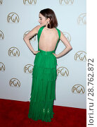 Купить «28th Annual Producers Guild Awards at The Beverly Hilton Hotel - Arrivals Featuring: Lily Collins Where: Beverly Hills, California, United States When: 28 Jan 2017 Credit: FayesVision/WENN.com», фото № 28762872, снято 28 января 2017 г. (c) age Fotostock / Фотобанк Лори