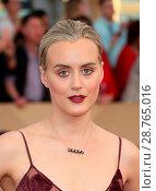 Купить «23rd Screen Actors Guild Awards (SAG) - Arrivals Featuring: Taylor Schilling Where: Los Angeles, California, United States When: 29 Jan 2017 Credit: FayesVision/WENN.com», фото № 28765016, снято 29 января 2017 г. (c) age Fotostock / Фотобанк Лори