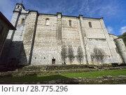 Купить «The church of Santa María de Tolosa, Guipúzcoa, Spain», фото № 28775296, снято 16 августа 2018 г. (c) age Fotostock / Фотобанк Лори