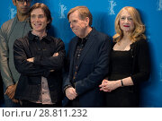 Купить «67th International Berlin Film Festival (Berlinale) - The Party - Photocall at Grand Hyatt Hotel Featuring: Cillian Murphy, Timothy Spall, Patricia Clarkson...», фото № 28811232, снято 13 февраля 2017 г. (c) age Fotostock / Фотобанк Лори