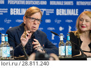 Купить «67th International Berlin Film Festival (Berlinale) - The Party - Press Conference at Grand Hyatt Hotel Featuring: Timothy Spall, Patricia Clarkson Where...», фото № 28811240, снято 13 февраля 2017 г. (c) age Fotostock / Фотобанк Лори