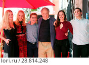 Купить «George Segal Hollywood Walk Of Fame Ceremony Featuring: Sean Giambrone, Wendi McLendon-Covey, AJ Michalka, George Segal, Hayley Orrantia, Troy Gentile...», фото № 28814248, снято 15 февраля 2017 г. (c) age Fotostock / Фотобанк Лори