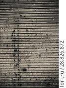 Купить «Image of metallic texture», фото № 28826872, снято 15 сентября 2018 г. (c) Яков Филимонов / Фотобанк Лори