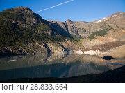 Купить «Ventisquero Negro glacier», фото № 28833664, снято 5 февраля 2017 г. (c) Яков Филимонов / Фотобанк Лори