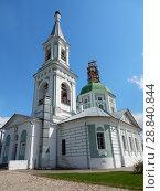 Купить «Церковь Екатерины Великомученицы в Екатерининском женском монастыре в Твери», эксклюзивное фото № 28840844, снято 4 мая 2016 г. (c) lana1501 / Фотобанк Лори