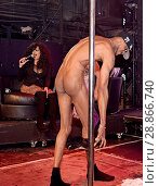 Купить «Just two weeks after Kim Woodburn, Celebrity Big Brother's Stacy Francis became the latest celeb to judge the weekly G-A-Y Porn Idol stripping contest...», фото № 28866740, снято 16 марта 2017 г. (c) age Fotostock / Фотобанк Лори