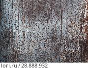 Купить «rusty metal with weathered white paint», фото № 28888932, снято 1 мая 2018 г. (c) Александр Лычагин / Фотобанк Лори