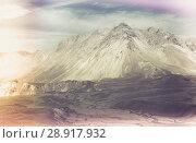 Купить «Andes near Las Lenas», фото № 28917932, снято 9 февраля 2017 г. (c) Яков Филимонов / Фотобанк Лори