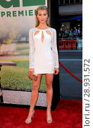 Lexi Atkins at arrivals for TED 2 Premiere, Ziegfeld Theatre, New York, NY June 24, 2015. Photo By: Kristin Callahan/Everett Collection. Редакционное фото, фотограф Kristin Callahan/Everett Collection / age Fotostock / Фотобанк Лори