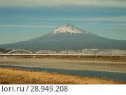 Купить «Fuji, Japan, Mount Fuji», фото № 28949208, снято 30 декабря 2017 г. (c) Caro Photoagency / Фотобанк Лори