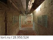 Купить «Germany, North Rhine-Westphalia bunker museum in Oberhausen», фото № 28950524, снято 16 марта 2016 г. (c) Caro Photoagency / Фотобанк Лори