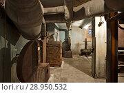 Купить «Germany, North Rhine-Westphalia bunker museum in Oberhausen», фото № 28950532, снято 16 марта 2016 г. (c) Caro Photoagency / Фотобанк Лори