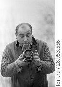 Купить «Berlin, GDR, Manfred Krug, actor», фото № 28953556, снято 17 марта 1963 г. (c) Caro Photoagency / Фотобанк Лори