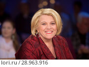 Купить «German NDR TV Talkshow NDR Talk Show at NDR-Studio Featuring: Lea Linster Where: Hamburg, Germany When: 21 Apr 2017 Credit: Schultz-Coulon/WENN.com», фото № 28963916, снято 21 апреля 2017 г. (c) age Fotostock / Фотобанк Лори