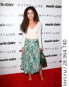 Купить «Marie Claire's Fresh Faces - Arrivals Featuring: Medalion Rahimi Where: West Hollywood, California, United States When: 21 Apr 2017 Credit: FayesVision/WENN.com», фото № 28964740, снято 21 апреля 2017 г. (c) age Fotostock / Фотобанк Лори