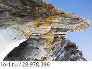 Купить «Ice of Lake Baikal», фото № 28978396, снято 2 марта 2017 г. (c) Юлия Белоусова / Фотобанк Лори