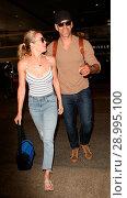 Купить «LeAnn Rimes with her husband Eddie Cibrian at Los Angeles International Airport (LAX) Featuring: LeAnn Rimes, Eddie Cibrian Where: Los Angeles, California...», фото № 28995100, снято 26 апреля 2017 г. (c) age Fotostock / Фотобанк Лори