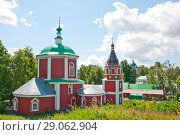 Купить «Успенская церковь церковь в Суздале», фото № 29062904, снято 17 июня 2012 г. (c) Игорь Рожков / Фотобанк Лори