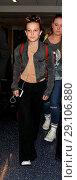 Купить «Millie Bobby Brown arrives at Los Angeles International Airport (LAX) Featuring: Millie Bobby Brown Where: Los Angeles, California, United States When: 08 May 2017 Credit: WENN.com», фото № 29106880, снято 8 мая 2017 г. (c) age Fotostock / Фотобанк Лори