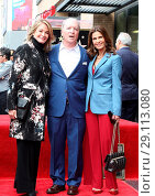 Купить «Television Producer Ken Corday Honored With Star On The Hollywood Walk Of Fame Featuring: Deidre Hall, Ken Corday, Kristian Alfonso Where: Hollywood, California...», фото № 29113080, снято 15 мая 2017 г. (c) age Fotostock / Фотобанк Лори