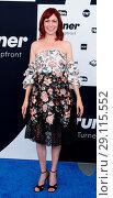 Купить «2017 Turner Upfront Featuring: Carrie Preston Where: New York, New York, United States When: 17 May 2017 Credit: WENN.com», фото № 29115552, снято 17 мая 2017 г. (c) age Fotostock / Фотобанк Лори