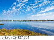 Осенний пейзаж. Стоковое фото, фотограф Икан Леонид / Фотобанк Лори