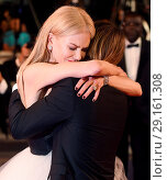 Купить «Nicole Kidman and Keith Urban attending the premiere of 'The Killing of a Sacred Deer' during the 70th annual Cannes Film Festival at Palais des Festivals...», фото № 29161308, снято 22 мая 2017 г. (c) age Fotostock / Фотобанк Лори