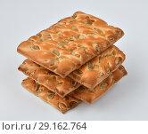 Купить «The dietetic biscuits with a sunflower seeds», фото № 29162764, снято 29 сентября 2018 г. (c) Володина Ольга / Фотобанк Лори