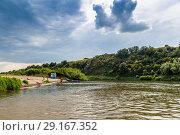 Купить «Галичья гора», фото № 29167352, снято 7 июля 2018 г. (c) Ольга Сейфутдинова / Фотобанк Лори