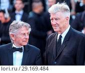 Купить «70th Cannes Film Festival - 70th Anniversary Soiree Featuring: Roman Polanski, David Lynch Where: Cannes, United Kingdom When: 23 May 2017 Credit: John Rainford/WENN.com», фото № 29169484, снято 23 мая 2017 г. (c) age Fotostock / Фотобанк Лори