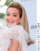 Купить «Arrivals for the 24th annual amFAR fundraiser during the Cannes Film Festival at the Hotel Eden Roc in Cap D'Antibes Featuring: Rita Ora Where: Cap D Antibes...», фото № 29171284, снято 25 мая 2017 г. (c) age Fotostock / Фотобанк Лори