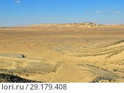 Black desert Sahara. Egypt (2008 год). Стоковое фото, фотограф Знаменский Олег / Фотобанк Лори