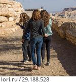 Купить «Tourists at Ben Gurion burial site, Ben Gurion Memorial, Sde Boker, Israel», фото № 29188528, снято 20 июля 2019 г. (c) Ingram Publishing / Фотобанк Лори