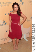 Купить «14th Annual Inspiration Awards at The Beverly Hilton Hotel - Arrivals Featuring: Lacey Chabert Where: Los Angeles, California, United States When: 02 Jun 2017 Credit: Guillermo Proano/WENN.com», фото № 29192396, снято 2 июня 2017 г. (c) age Fotostock / Фотобанк Лори