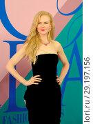 Купить «2017 CFDA Awards at Hammerstein Ballroom - Red Carpet Arrivals Featuring: Nicole Kidman Where: New York, New York, United States When: 06 Jun 2017 Credit: Ivan Nikolov/WENN.com», фото № 29197156, снято 6 июня 2017 г. (c) age Fotostock / Фотобанк Лори