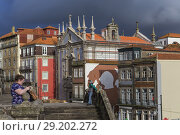 Купить «Old city, Porto, Portugal.», фото № 29202272, снято 9 апреля 2018 г. (c) age Fotostock / Фотобанк Лори
