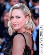 Купить «70th Annual Cannes Film Festival - 70th Anniversary Gala Featuring: Charlize Theron Where: Cannes, United Kingdom When: 23 May 2017 Credit: John Rainford/WENN.com», фото № 29208216, снято 23 мая 2017 г. (c) age Fotostock / Фотобанк Лори