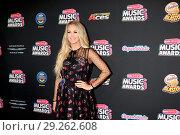 Купить «2018 Radio Disney Music Awards at Loews Hollywood Hotel in Los Angeles, California. Featuring: Carrie Underwood Where: Los Angeles, California, United...», фото № 29262608, снято 22 июня 2018 г. (c) age Fotostock / Фотобанк Лори