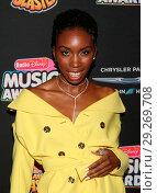 Купить «The 2018 Radio Disney Music Awards Featuring: Carrie Bernans Where: Hollywood, California, United States When: 22 Jun 2018 Credit: FayesVision/WENN.com», фото № 29269708, снято 22 июня 2018 г. (c) age Fotostock / Фотобанк Лори