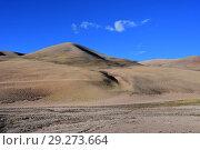Купить «Пейзажи Тибетского нагорья летом», фото № 29273664, снято 12 июня 2018 г. (c) Овчинникова Ирина / Фотобанк Лори