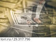 Купить «Successful profitable business», фото № 29317796, снято 19 июля 2012 г. (c) Яков Филимонов / Фотобанк Лори