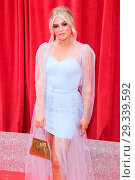 Купить «British Soap Awards 2018, held at the Hackney Empire in London. Featuring: Lucy Fallon Where: London, United Kingdom When: 02 Jun 2018 Credit: Jonathan Hordle/WENN.com», фото № 29339592, снято 2 июня 2018 г. (c) age Fotostock / Фотобанк Лори