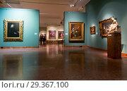 Купить «Hungarian National Gallery in Buda Castle», фото № 29367100, снято 29 октября 2017 г. (c) Яков Филимонов / Фотобанк Лори
